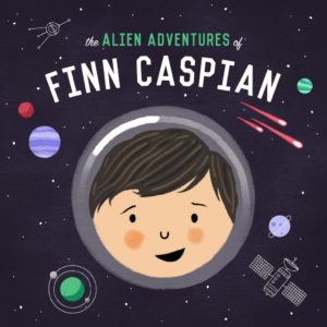 The Alien Adventures of Finn Caspian, produced and hosted by Jonathan Messinger