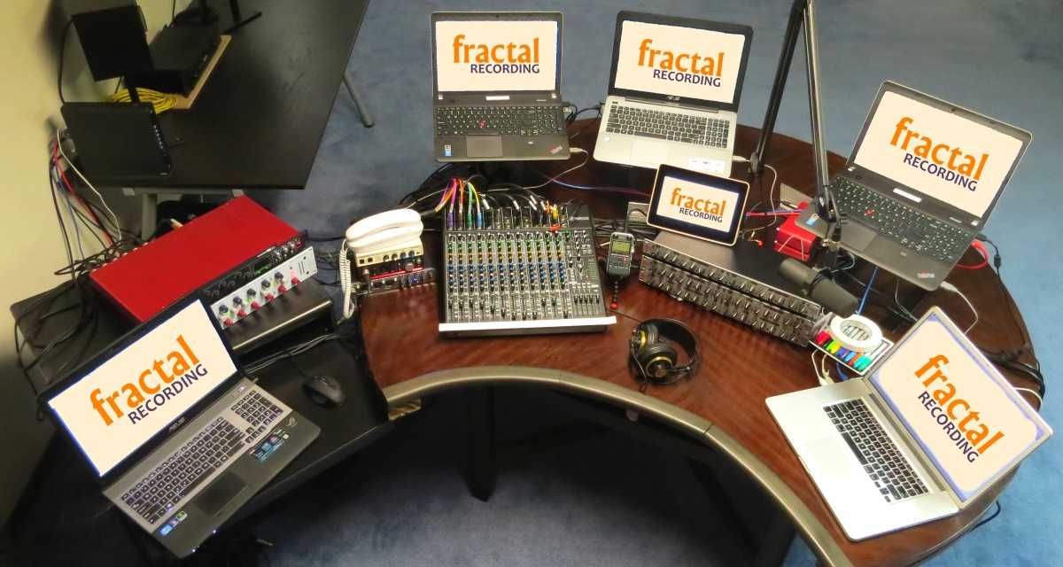 Fractal Recording