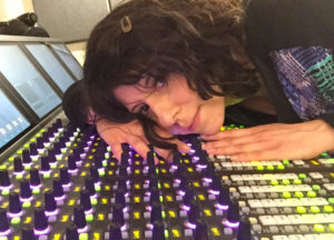Mary Mazurek - audio engineer, radio producer at WFMT Chicago