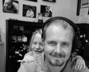 Bryan Orr - independent narrative audio producer and host/producer of the Dialed In podcast
