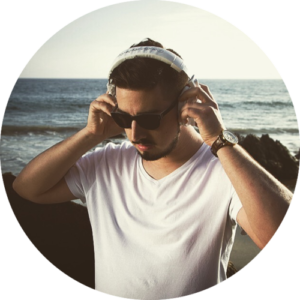 Cody Boyce - podcaster, podcast producer, and founder of Podcast Masters