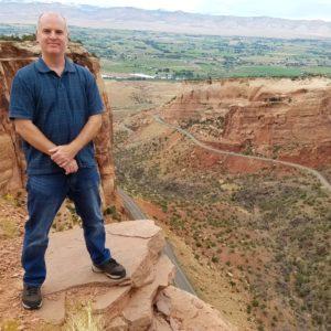 Chris Curran in Colorado