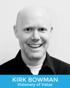 Kirk Bowman - Host and Producer of The Art of Value Podcast